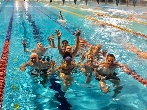 Deep water run crew